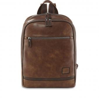 "Picard Breakers Rrucksack mit Laptopfach 14.1"" 2464 Whisky-Kom"