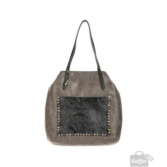 Picard Pampa Shopper 2222 charcoal
