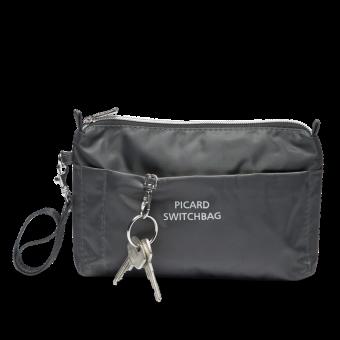 Picard Switchbag Tasche in der Tasche 7838 Anthrazit-Kombi