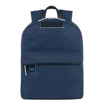 """Piquadro Celion Kleiner Laptop-Rucksack 11"""" mit Tabletfach nachtblau"""