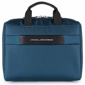 Piquadro Move 2 Kulturtasche blau