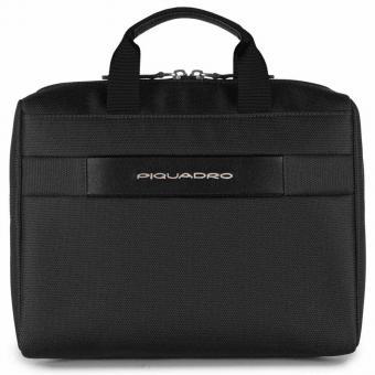 Piquadro Move 2 Kulturtasche schwarz