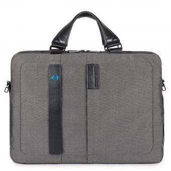 """Piquadro P16 Kurzgrifflaptoptasche mit Laptopfach 15.6"""" classy"""