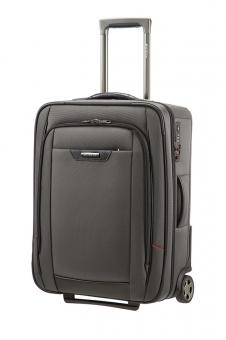 Samsonite Pro DLX 4 Upright 55/20 Magnetic Grey