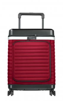 PULL UP Suitcase Cosmo Red