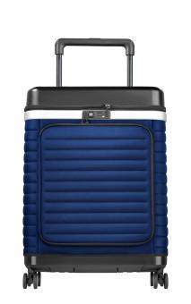 PULL UP Suitcase Estate Blue
