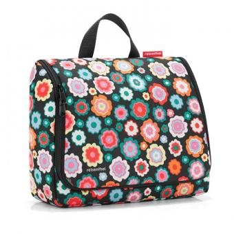 Reisenthel cosmetics toiletbag XL happy flowers