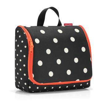 Reisenthel cosmetics toiletbag XL mixed dots