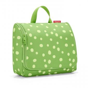Reisenthel cosmetics toiletbag XL spots green