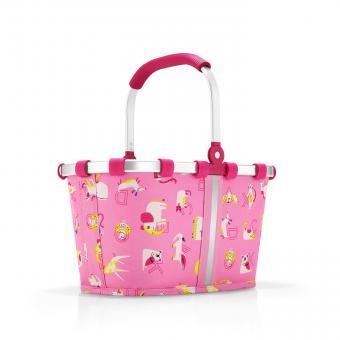Reisenthel Kids carrybag XS friends pink