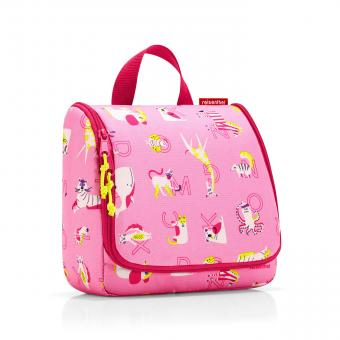Reisenthel Kids toiletbag Kulturbeutel abc friends pink