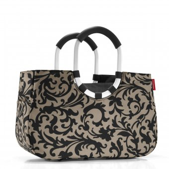 Reisenthel Shopping loopshopper M baroque taupe