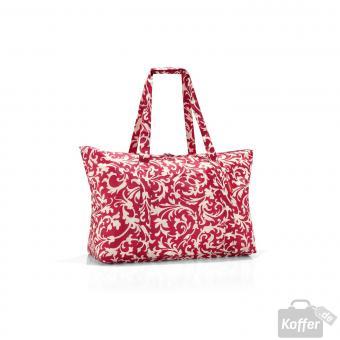 Reisenthel Mini Maxi travelbag baroque ruby