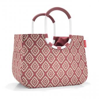 Reisenthel Shopping loopshopper L diamonds rouge
