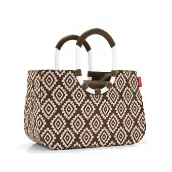 Reisenthel Shopping loopshopper M diamonds mocha