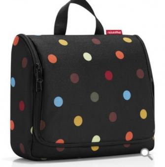 Reisenthel cosmetics toiletbag XL dots