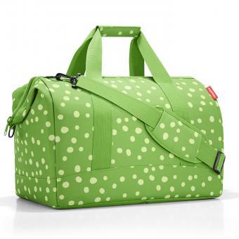 Reisenthel Travelling allrounder L spots green