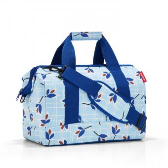 Reisenthel Travelling allrounder M leaves blue