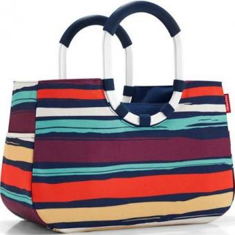 Reisenthel Shopping loopshopper M artist stripes
