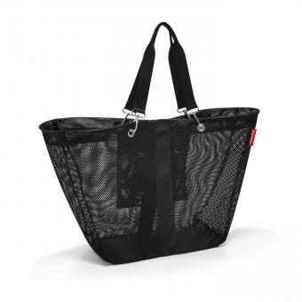 Reisenthel Shopping meshbag XL black