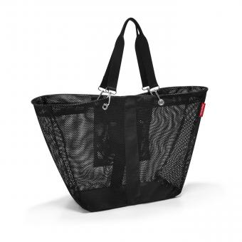 Reisenthel Shopping meshbag L black