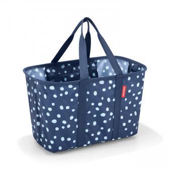 Reisenthel Mini Maxi basket spots navy