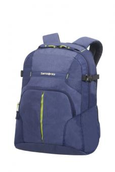"Samsonite Rewind Laptop Rucksack M 15,6"" Dark Blue"