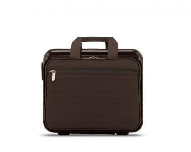 Rimowa Salsa Deluxe Hybrid Notebook Tasche Braun