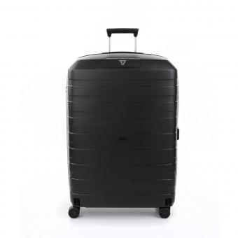 Roncato BOX 4.0 Trolley L EXP Schwarz