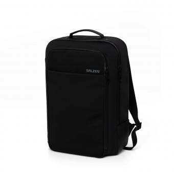"Salzen New Collection Business Backpack 15,6"" Phantom Black"