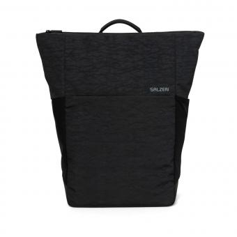 Salzen New Collection Plain Backpack Dark Sea