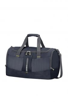 Samsonite 4Mation Duffle 55cm Midnight Blue/Yellow