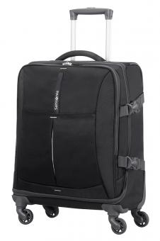 Samsonite 4Mation Spinner Duffle 55cm Black/Silver