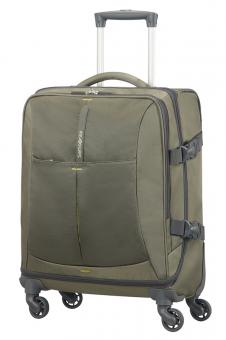 Samsonite 4Mation Spinner Duffle 55cm Olive/Yellow