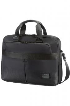 "Samsonite cityvibe Slim Bailhandle 16"" Jet Black"