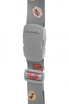 Samsonite Global Travel Accessories Kofferband 50mm Heritage Patches