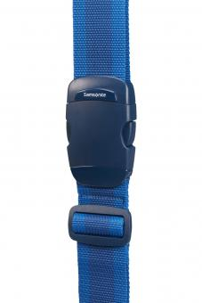 Samsonite Global Travel Accessories Kofferband 50mm Midnight Blue