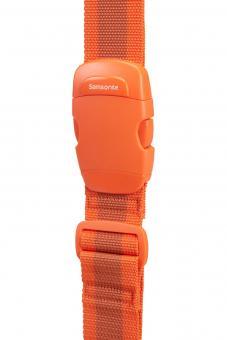 Samsonite Global Travel Accessories Kofferband 50mm Orange