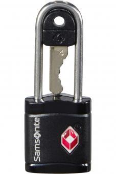 Samsonite Global Travel Accessories TSA-Hängeschloss mit schlüssel black