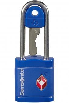 Samsonite Global Travel Accessories TSA-Hängeschloss mit schlüssel Midnight Blue