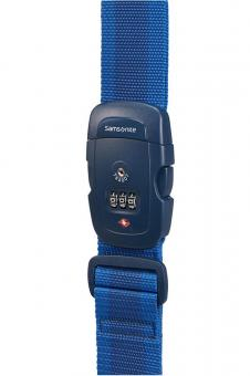 Samsonite Global Travel Accessories Kofferband Midnight Blue
