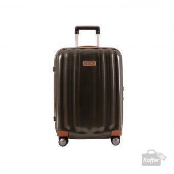 Samsonite Lite-Cube DLX Spinner 55 Width 23 cm Dark Olive