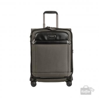 Samsonite Lite DLX SP Spinner 55 erweiterbar + Tabletfach Grey