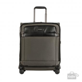 Samsonite Lite DLX SP Spinner 56 erweiterbar + Tabletfach Grey