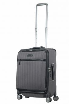 Samsonite Lite DLX Spinner 55cm erweiterbar + Tabletfach Eclipse Grey