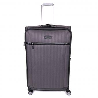 Samsonite Lite DLX Spinner 79 erweiterbar Eclipse Grey