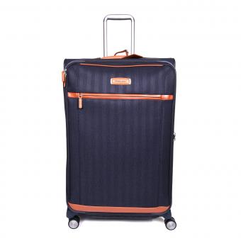 Samsonite Lite DLX Spinner 79 erweiterbar Midnight Blue