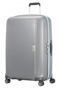Samsonite Mixmesh Spinner 75/28 Grey/Capri Blue