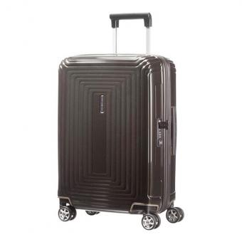 Samsonite Neopulse Spinner 55/20 Metallic Black