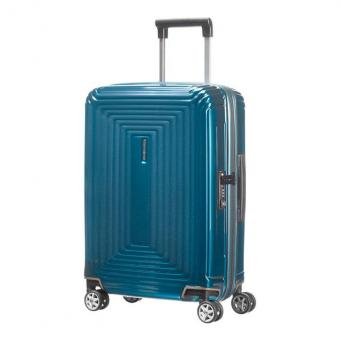 Samsonite Neopulse Spinner 55/20 Metallic Blue